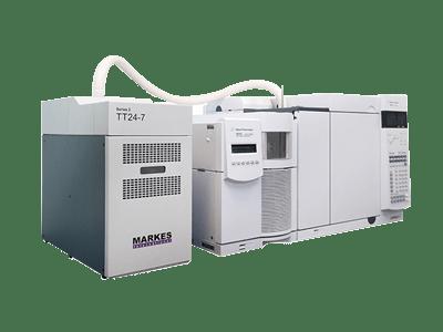 全在线双冷阱大气预浓缩常规四级杆质谱VOCs监测系统